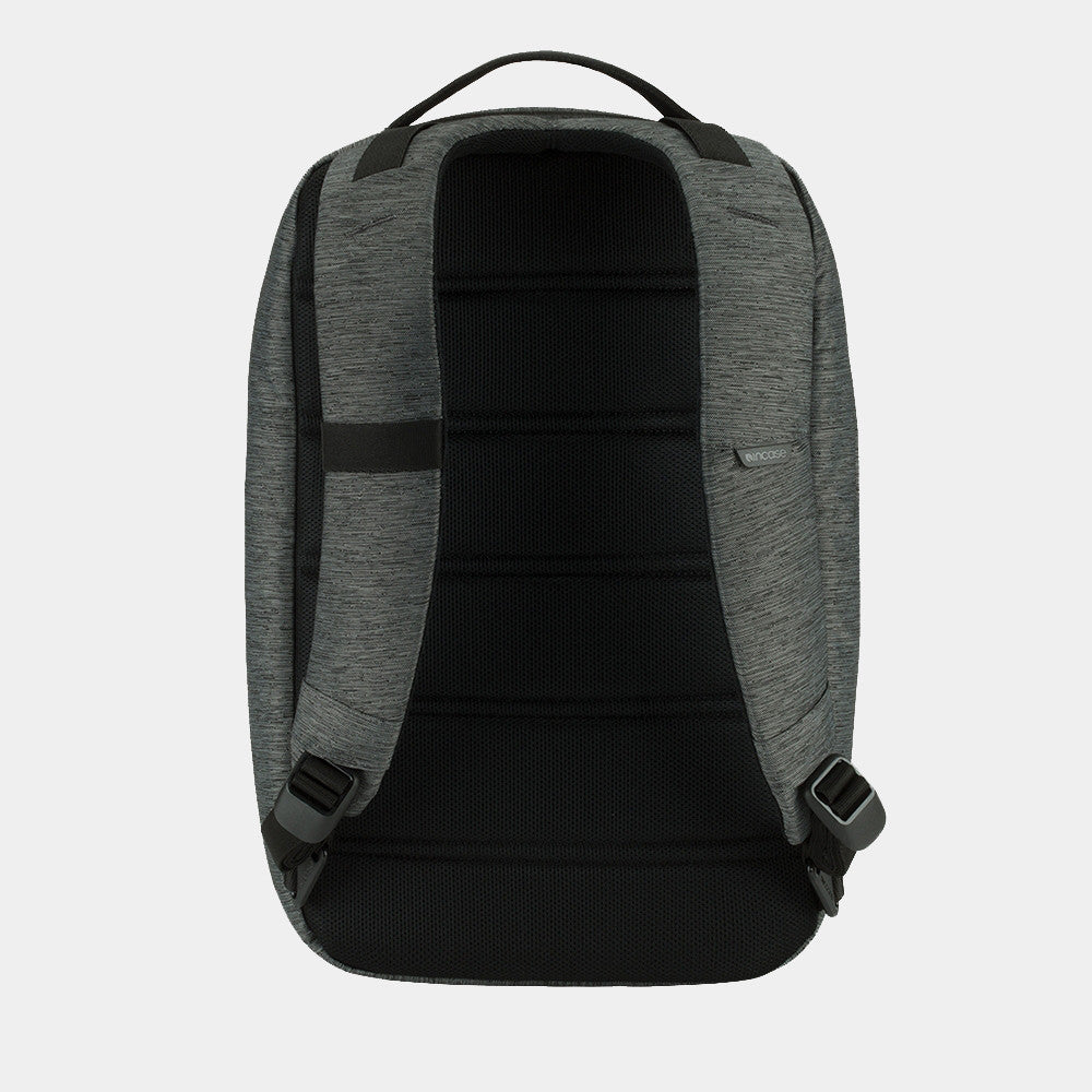 Incase Compact Backpack - Heather Black & Gunmetal Grey