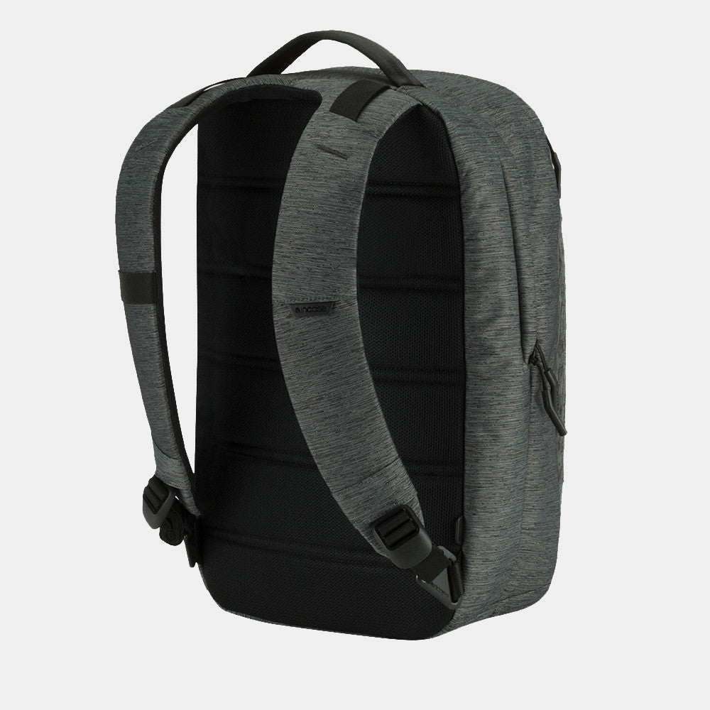 Incase - Compact Backpack Heather Black/Gunmetal Grey
