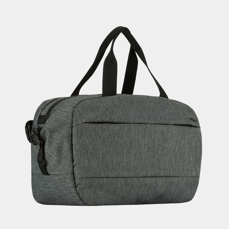 Incase Duffel Bag in Heather Black