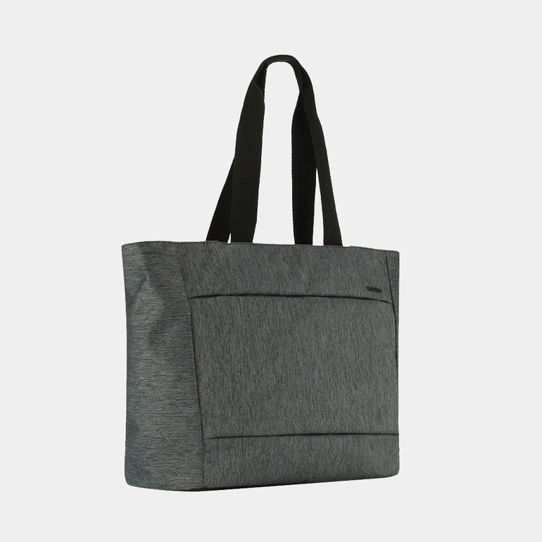 Incase Market Tote in Heather Black