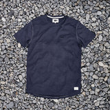 Just Another Fisherman Wintertide Tee - Charcoal