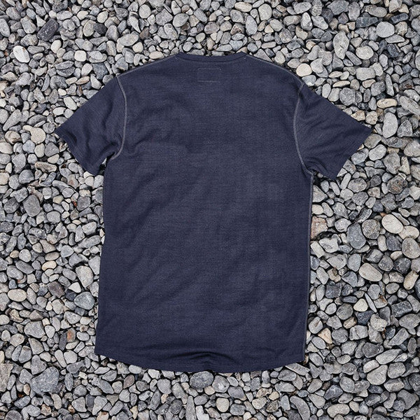 Just Another Fisherman / Wintertide Tee - Charcoal