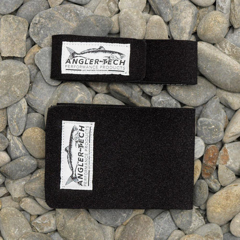 Just Another Fisherman Angler Straps - Black