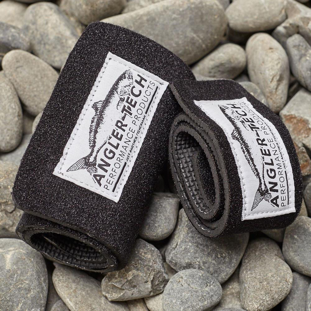 Just Another Fisherman Angler Straps in Black