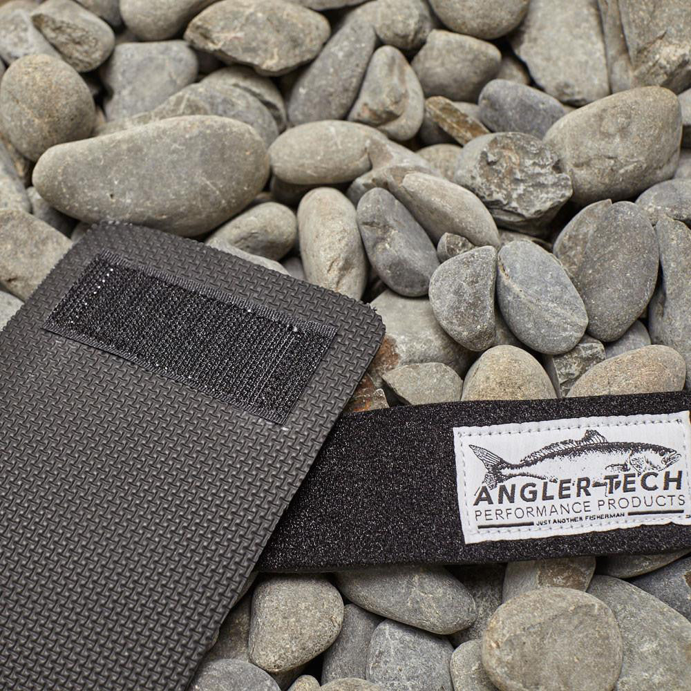 Just Another Fisherman Angler Straps (Black)