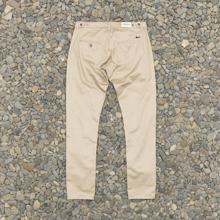 Just Another Fisherman Pier Chino in Light Grey