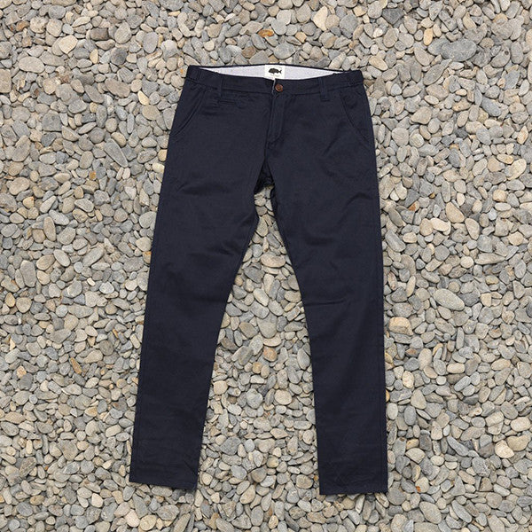 Just Another Fisherman Pier Pants - Navy