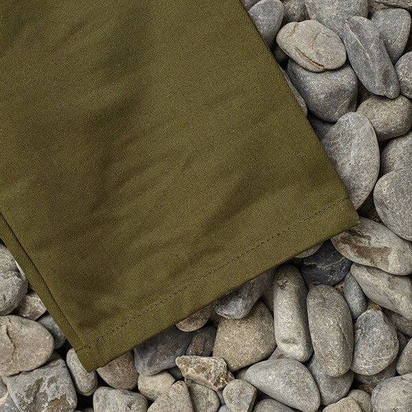 Just Another Fisherman / Pier Pants in Army Green