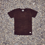 Just Another Fisherman Knitman Tee - Brown Marle