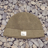 Just Another Fisherman Ledger Beanie - Khaki