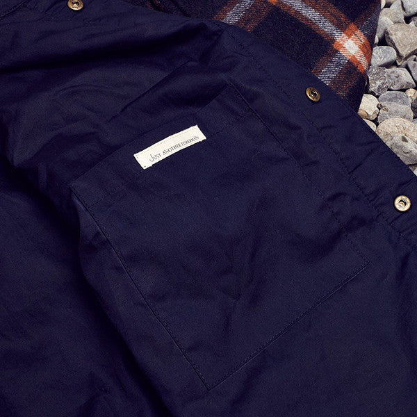 Just Another Fisherman / Dockyard Jacket (Navy/Orange)