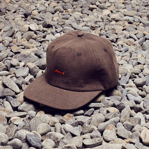Just Another Fisherman Salty Adventure Cap - Brown