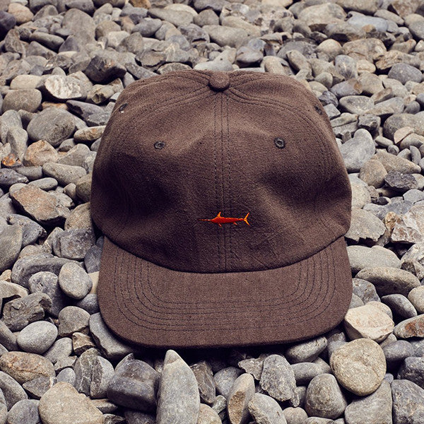 Just Another Fisherman / Salty Adventure Cap - Brown