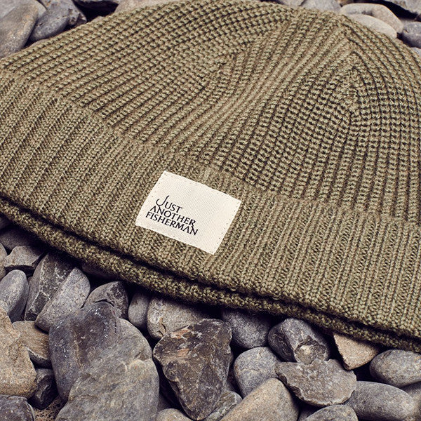 Just Another Fisherman / Ledger Beanie - Khaki