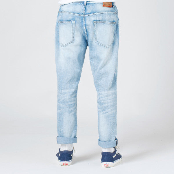 Lower JP Jean Light Wash