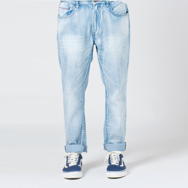 Lower JP Jean - Light Wash