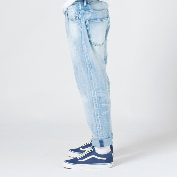Lower JP Jean (Light Wash)