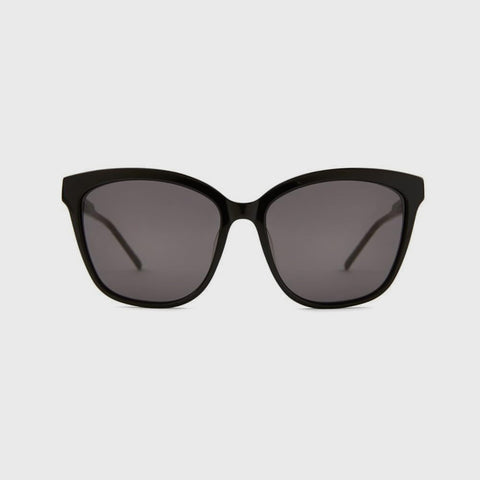 Kaibosh Cat In A Candy Store Sunglasses - Solid Black