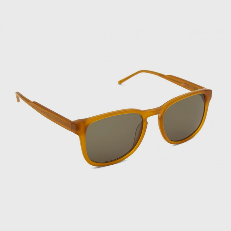 Kaibosh Student Union Sunglasses in Honey Glaze