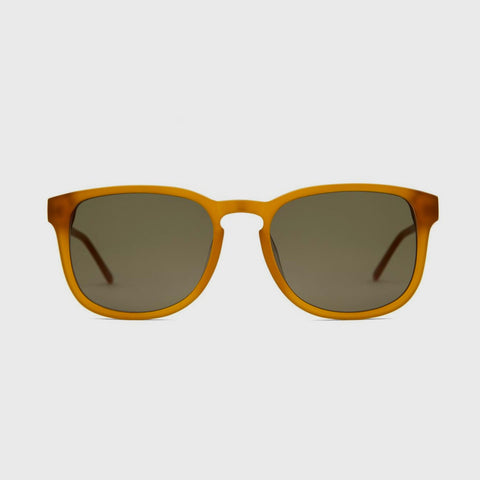 Kaibosh Student Union Sunglasses - Honey Glaze