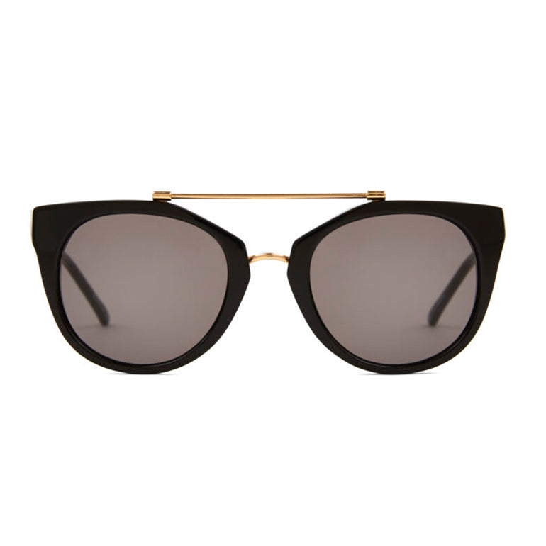 Kaibosh Junebug Remix Sunglasses - Solid Black