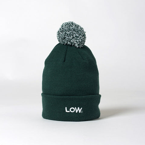 Lower LOW Beanie - Green