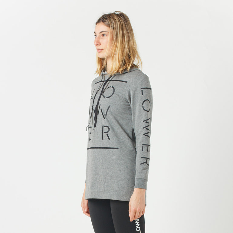Lower Sport Layer Hood / Motive in Grey
