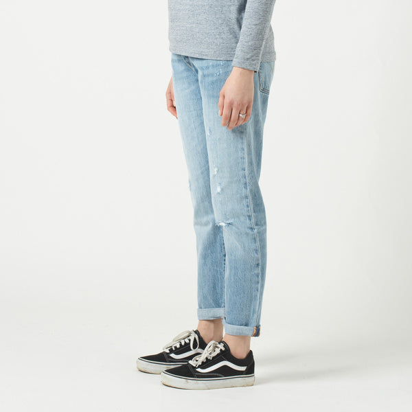 Levi's 501 CT Womens Jeans in Lakeshore Road