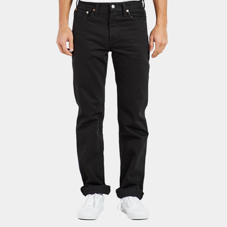 Levi's 516 Slim Fit Straight Jeans - Black Rinse
