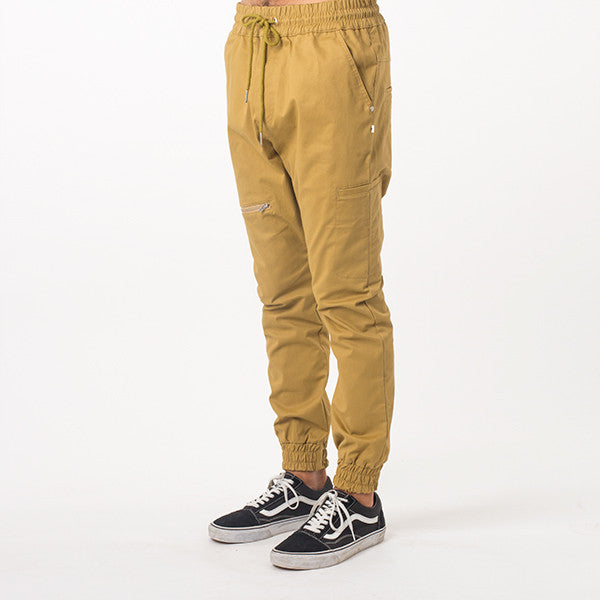Federation Limit Pant in Tan