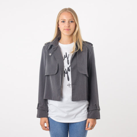 Federation Little Trench - Charcoal