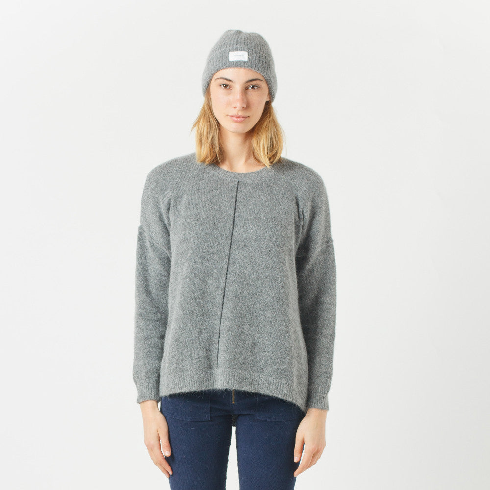 Five Each Loose Fit Knit (Grey)