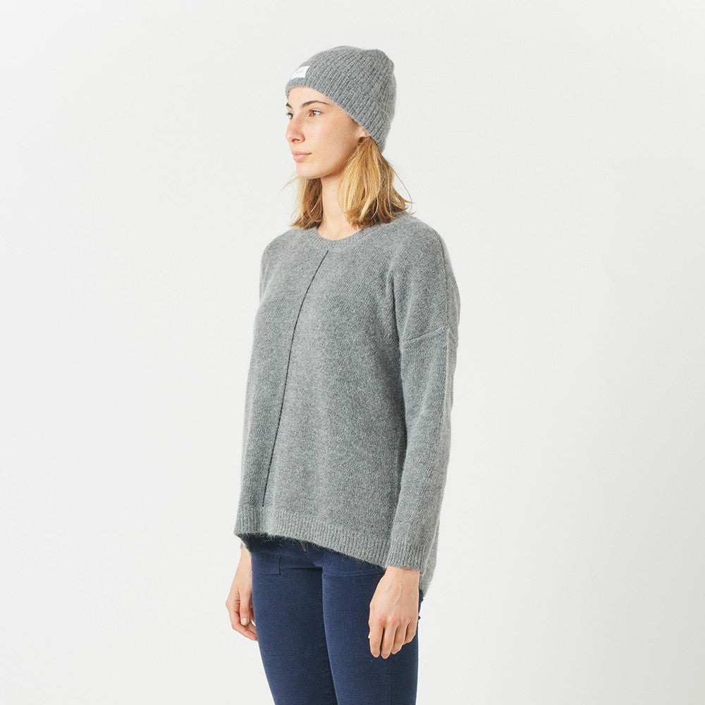 Five Each Loose Fit Knit / Grey
