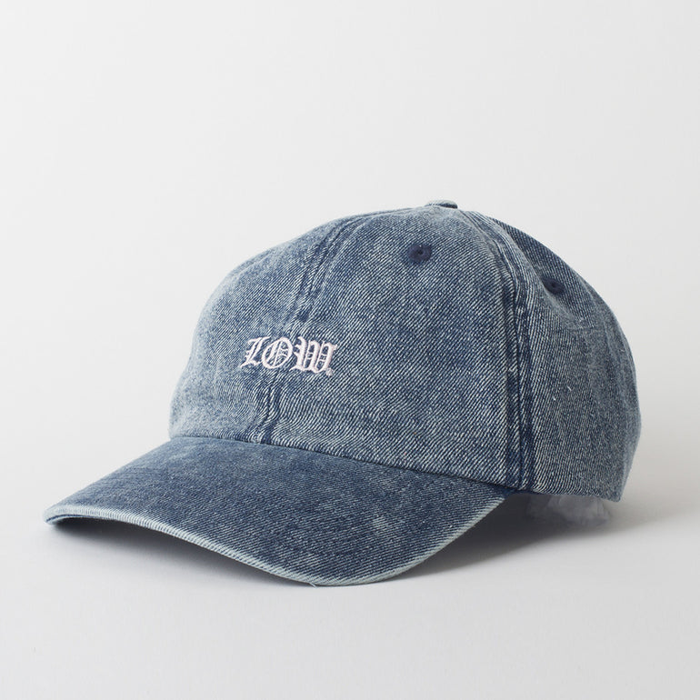 Lower Dad Cap / Cloister - Chambray