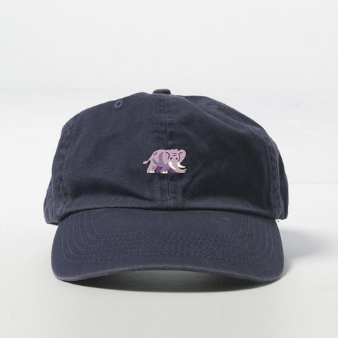 Lower Dad Cap / Dumbo - Navy