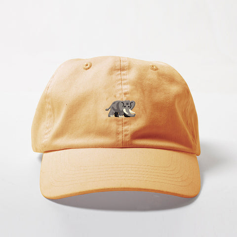 Lower Dad Cap / Dumbo - Orange
