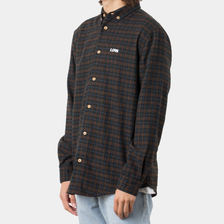 Lower Raf Shirt / Low in Dark Earth