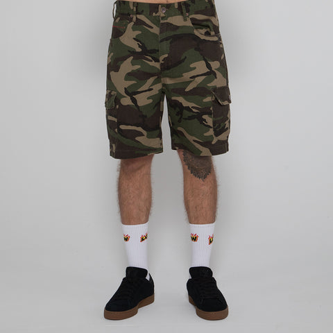 Lower Hoss Shorts - Camo