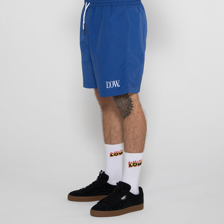 Lower Peg Shorts in Royal Blue