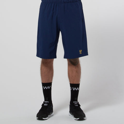 Lower Sport Court Short Two - Navy