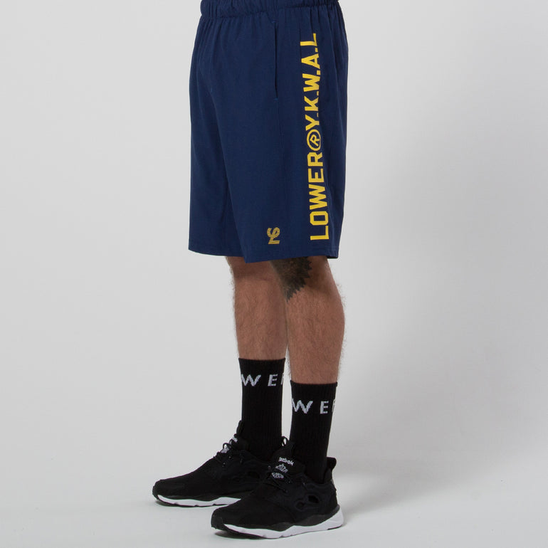 Lower Sport Court Short Two in Navy