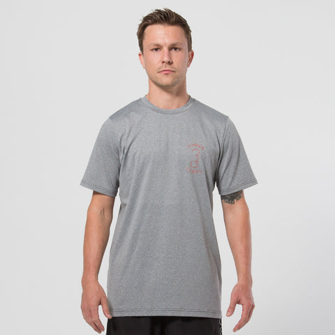 Lower Sport Field Tee / Sportif - Grey