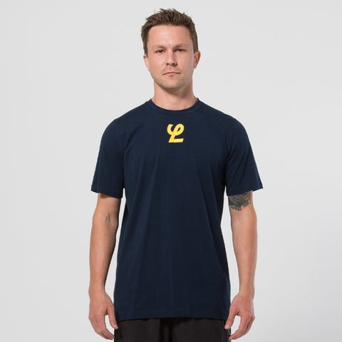 Lower Sport Field Tee / Lower 33 - Navy