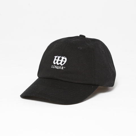 Lower Tom Cap / OE Triple U - Black