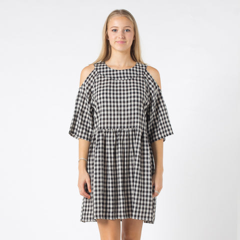 Lower Bobby Dress - Gingham