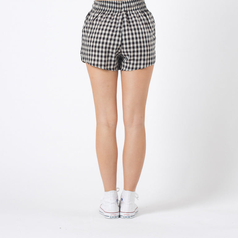 Lower Daylight Shorts in Chambray Spot