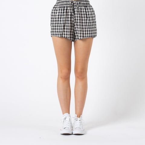 Lower Daylight Shorts - Gingham
