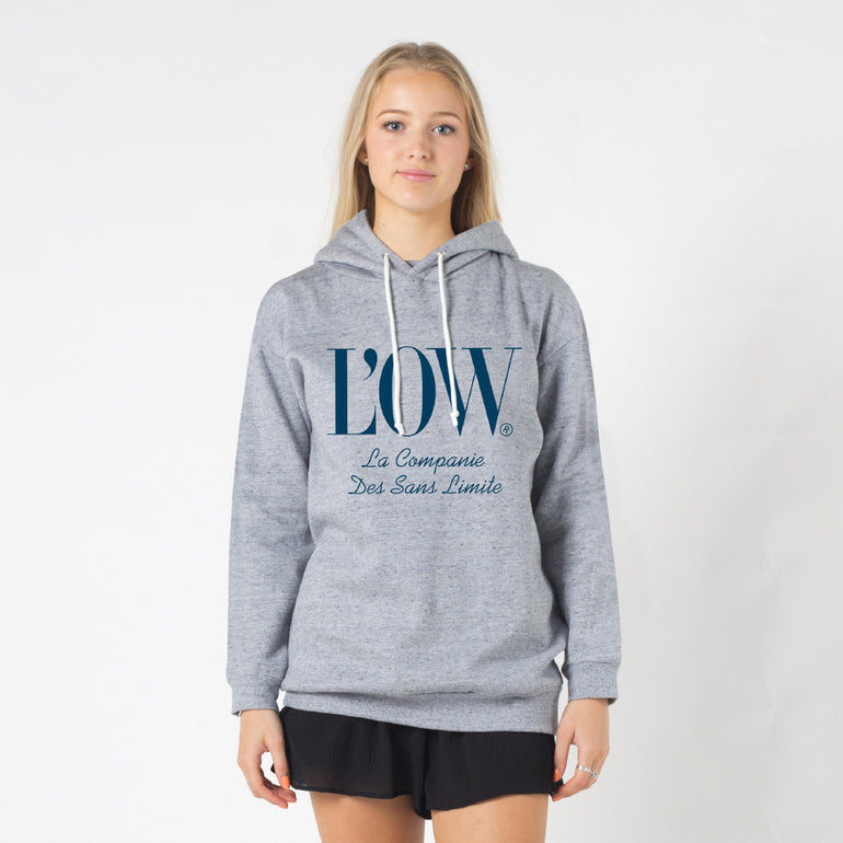 Lower Hettie Hood / Louis - Grey Marle