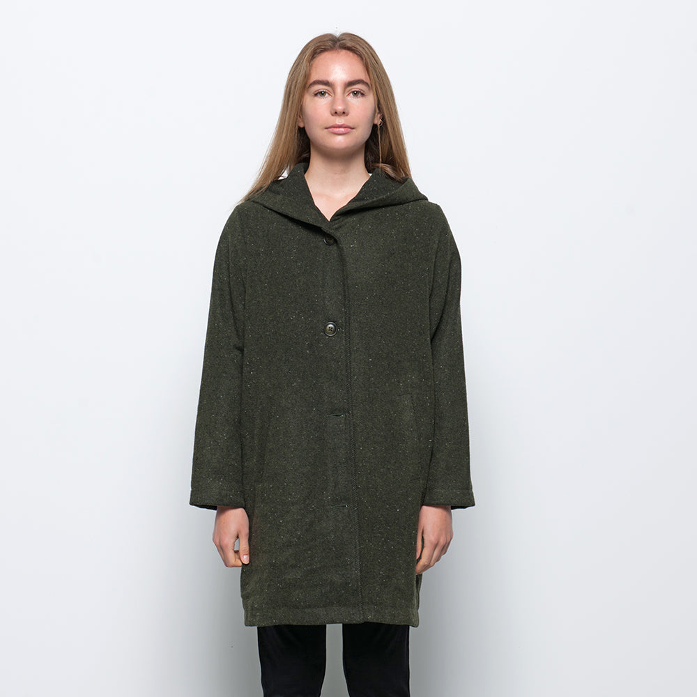 Lower Lila Coat - Green