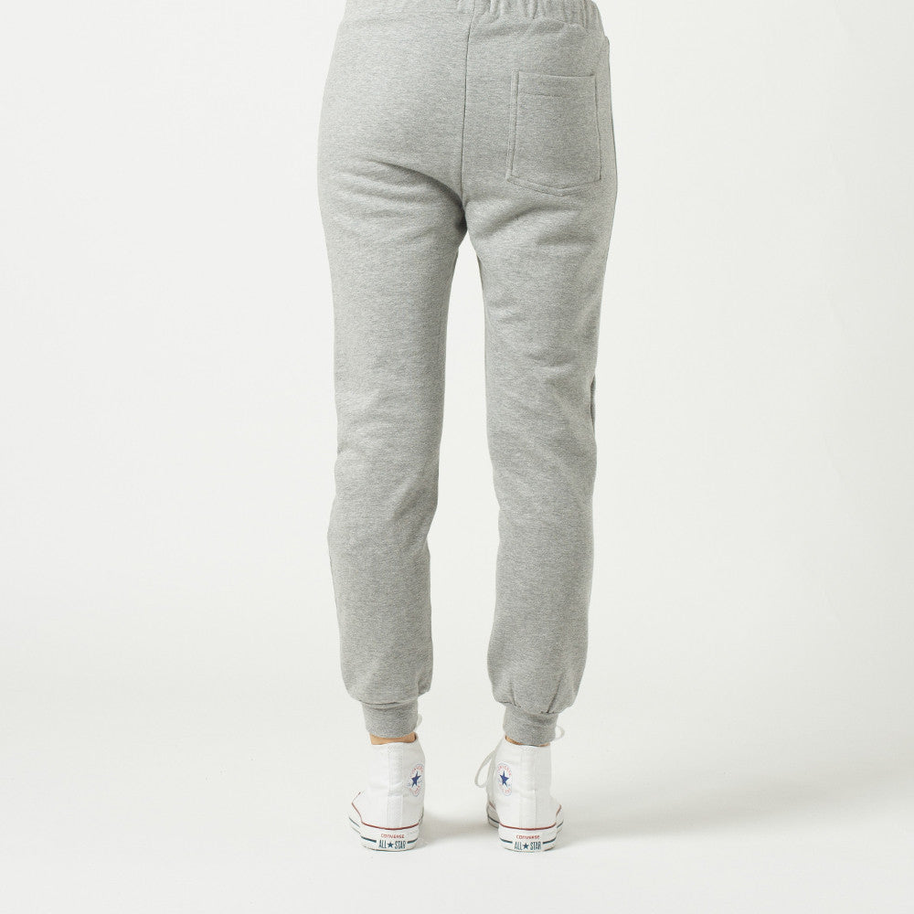Lower Troop Trackie / Licorice Grey Marle